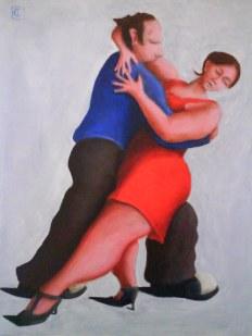 Lovers dance I