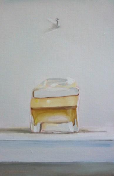 Studio jar with suspended coffee (iii)