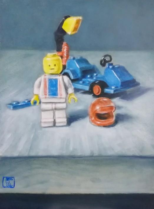 Lego number 4